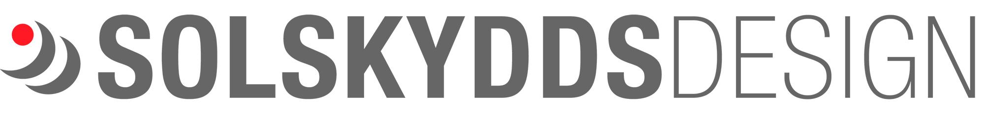 Solskyddsdesign Logotyp